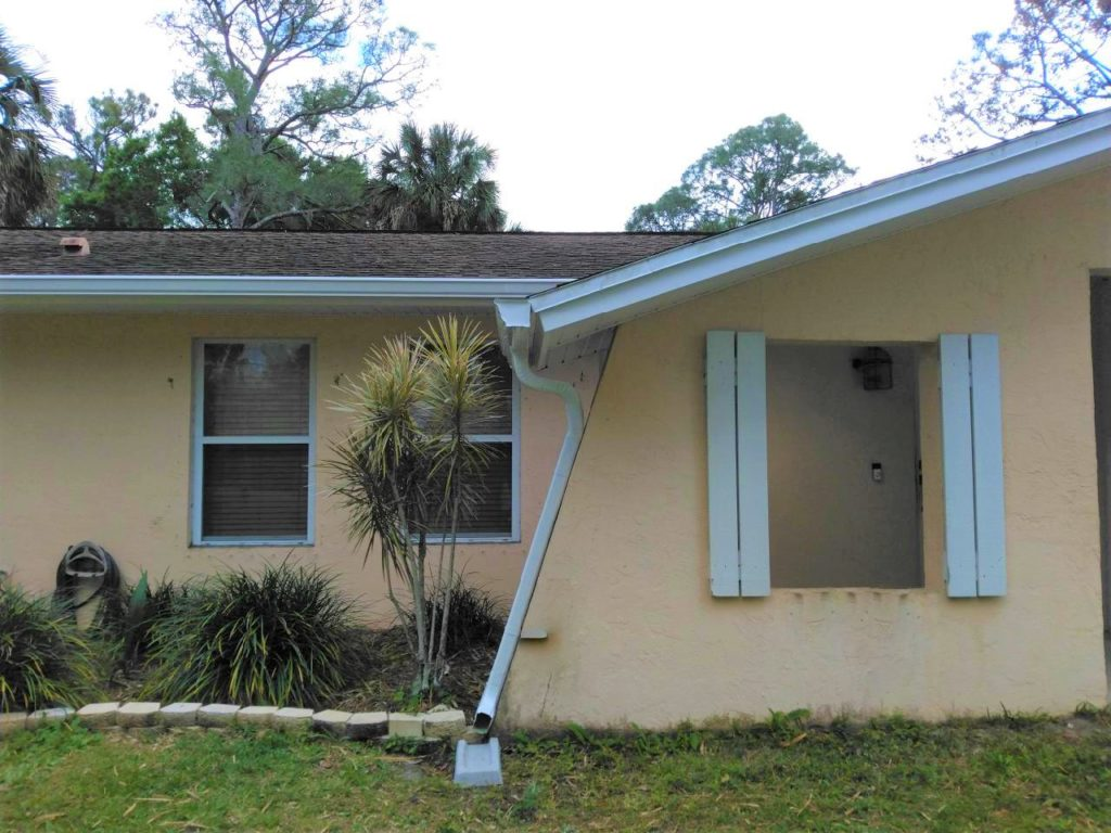 gutter repair cape canaveral