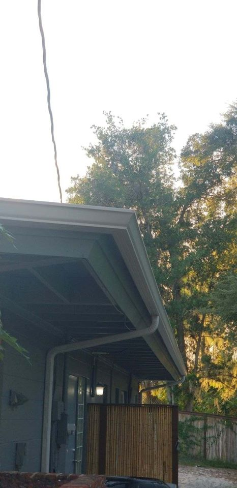 indialantic seamless gutters