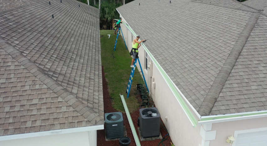 gutter guards Cape Canaveral
