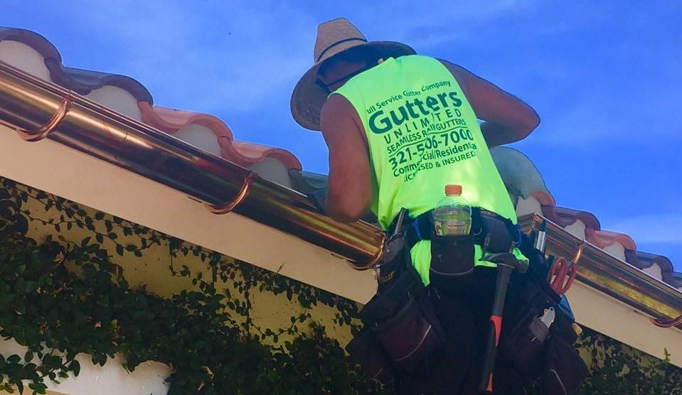 gutter guards cocoa beach