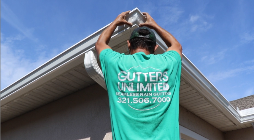 gutter guards indialantic